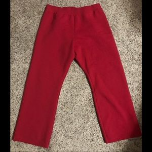 Hanes Size Large Sweats, Boot Cut GC, see pictures